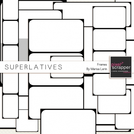 Superlatives Frames Kit