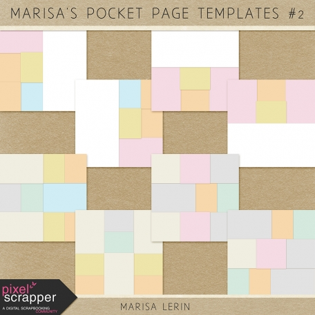 Pocket Layout Templates