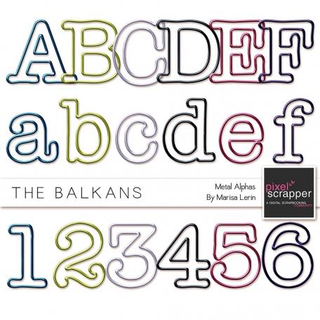 The Balkans Alpha Kit