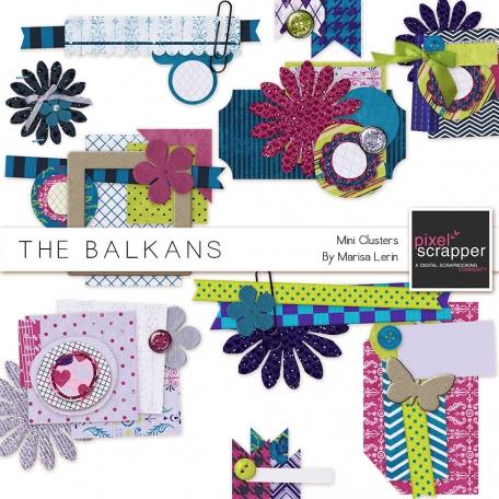 Balkans Mini Clusters