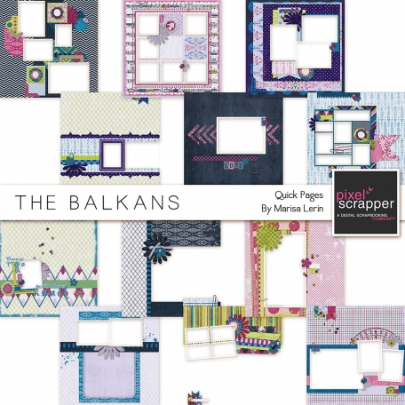 Balkans Quick Pages