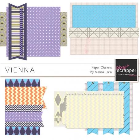 Vienna Paper Clusters Kit