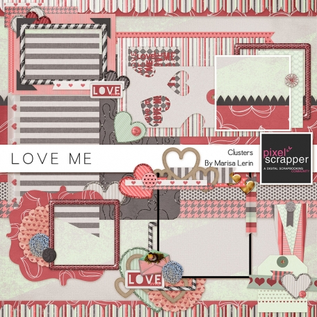 Love Me Clusters Kit