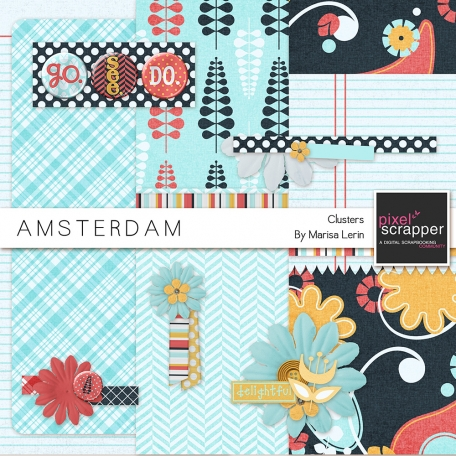 Amsterdam Clusters Kit
