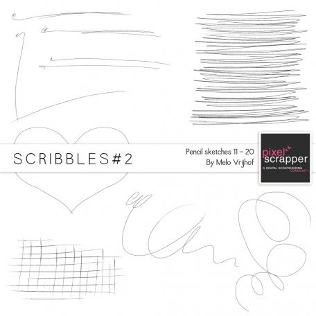 Scribbles No 2