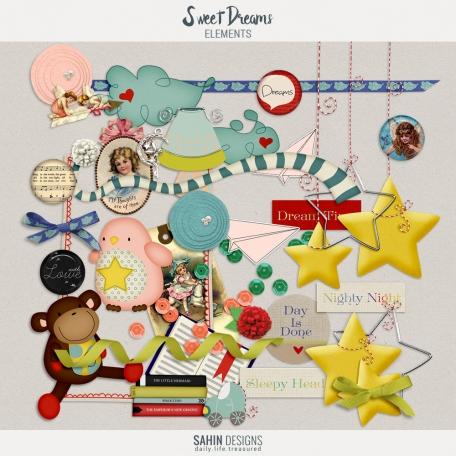 Sweet Dreams Elements Kit