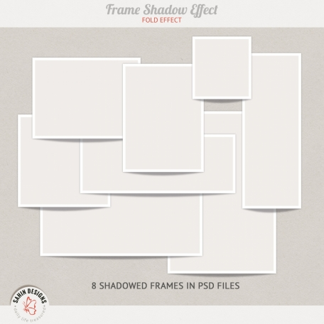 Frame Shadow Effect | Fold