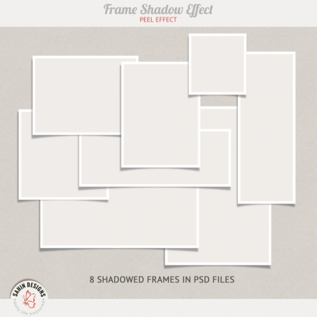 Frame Shadow Effect | Peel