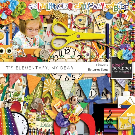 It's Elementary, My Dear - Elements Kit