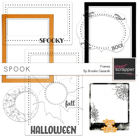 Spook Frames Kit