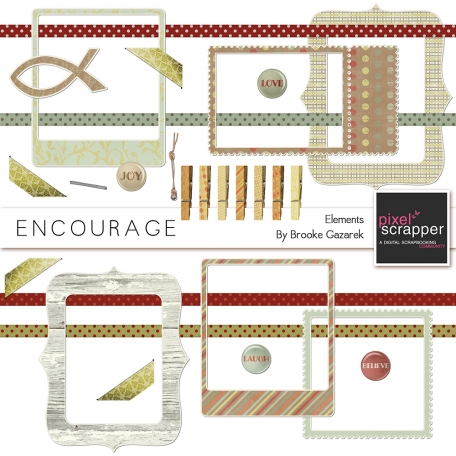 Encourage Elements Kit