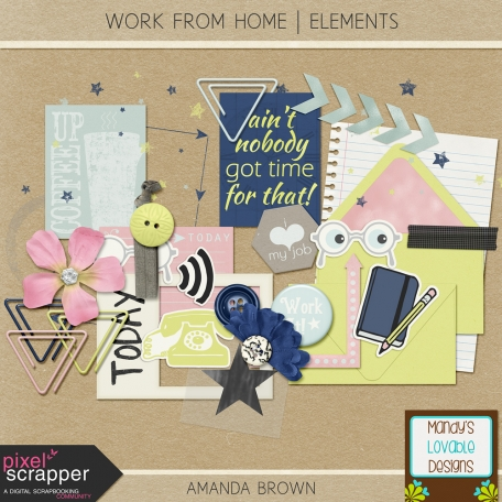 Work From Home Elements