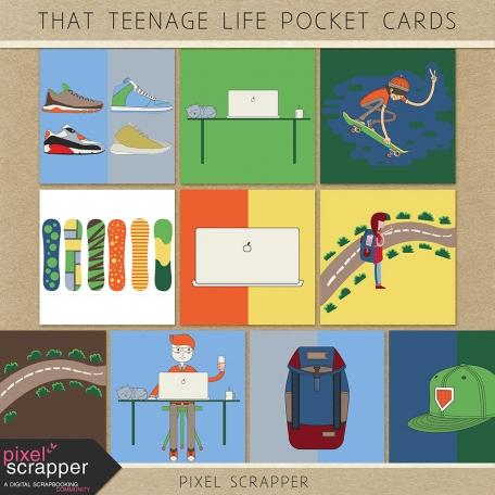 That Teenage Life Pocket Cards Kit