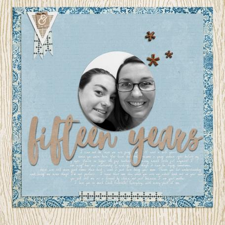 ::fifteen years::