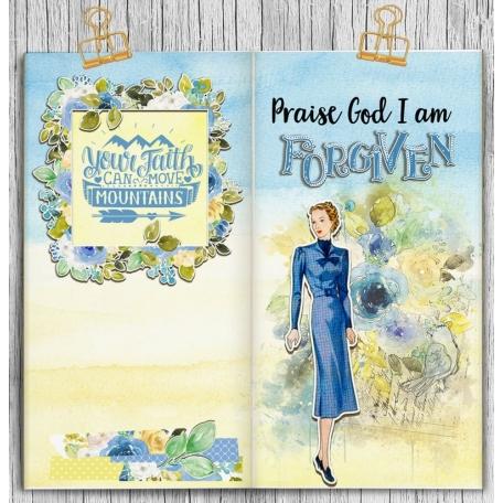 Bible Journaling: Forgiven