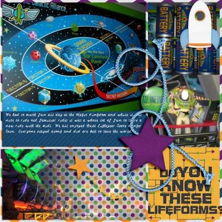 Buzz Lightyear 2010 Right