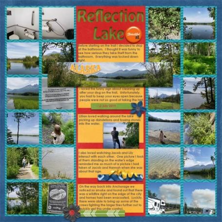 Reflection Lake Page 1 of 2