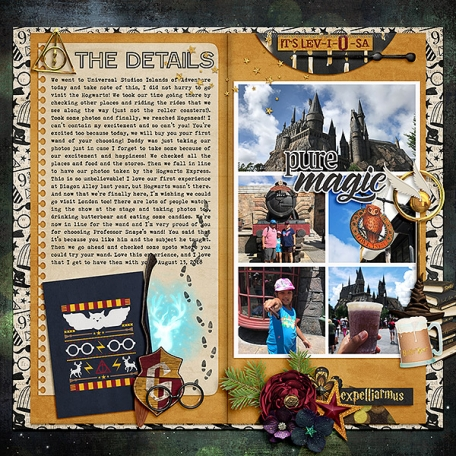 Pure Magic Traveler's Notebook
