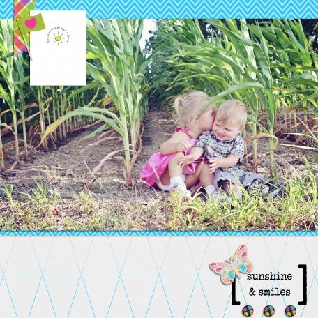 Sweet Corn Kisses