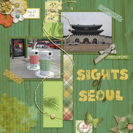 Sights of Seoul