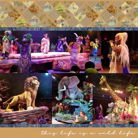 Festival of the Lion King pg 1