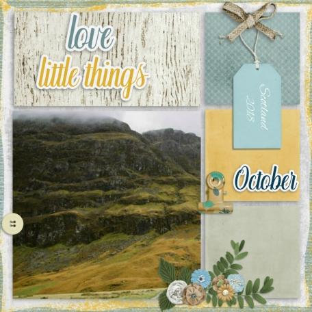 Scotland (October)