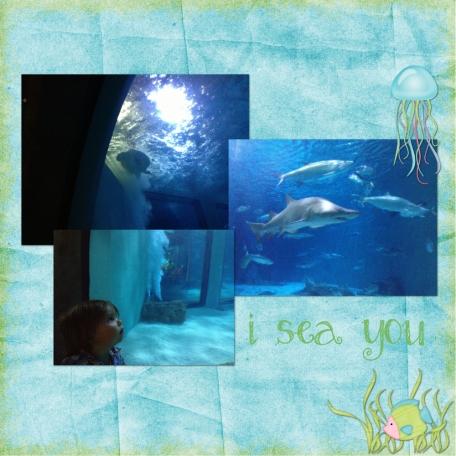 I Sea You