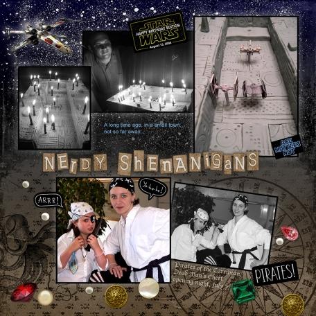 Nerdy Shenanigans