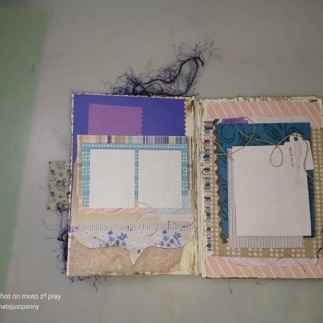Good Life June 3 envelope junk Journal