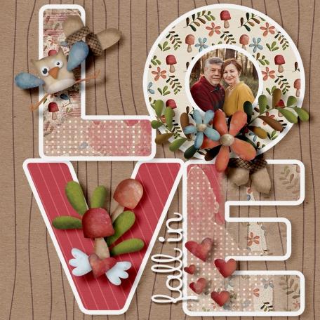 Fallish - fall in love