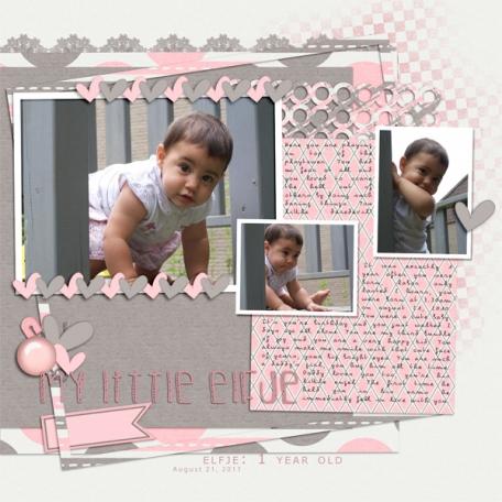 My little Elfje