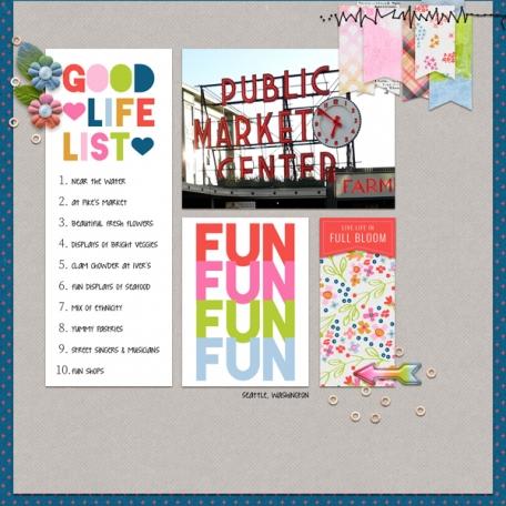 Good Life List