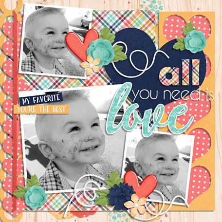GS February 2019 Template Challenge #1