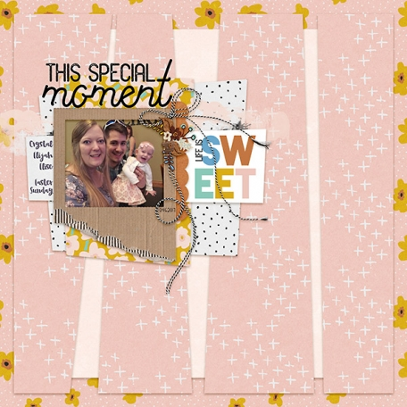March Kits Layout Challenge