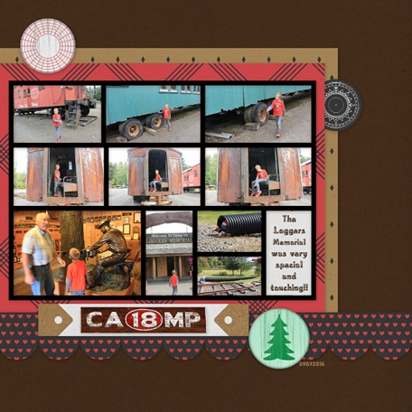 Camp 18 Two