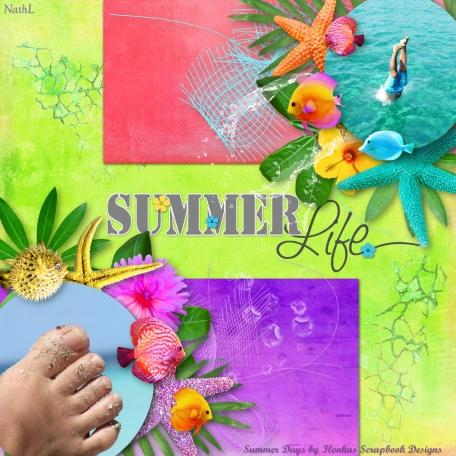 Sweet Summer Life