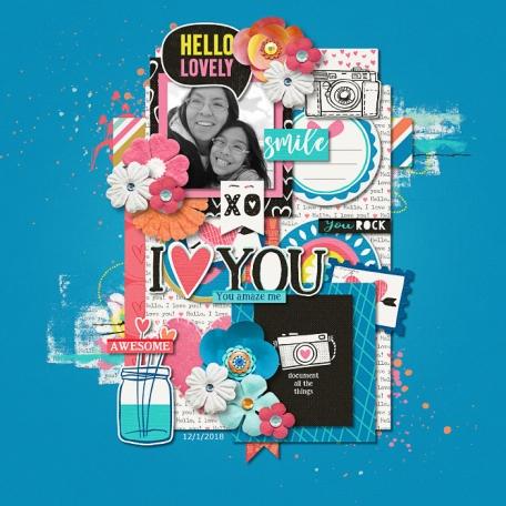 I Love You, You Amaze Me