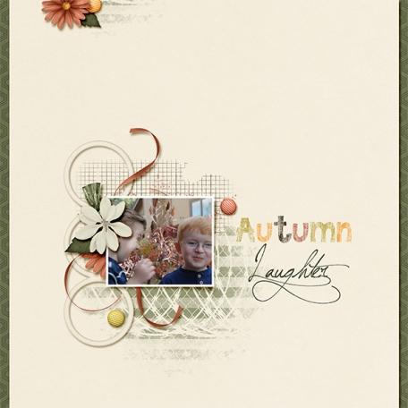 Autumn Laughter