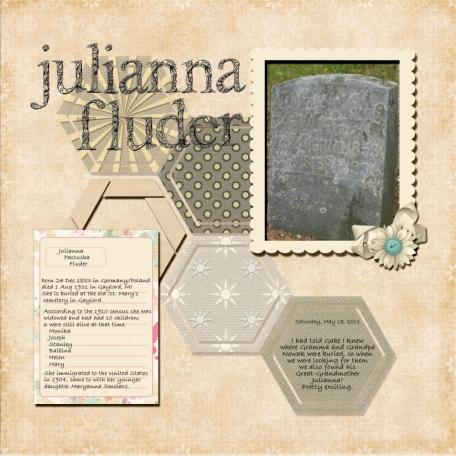 Julianna Fluder