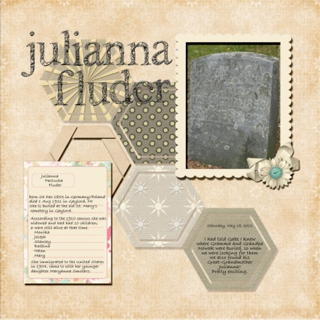 Julianna Fluder