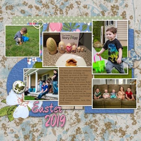 Easter weekend 2019, part 1