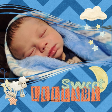 Sweet Lullaby Baby