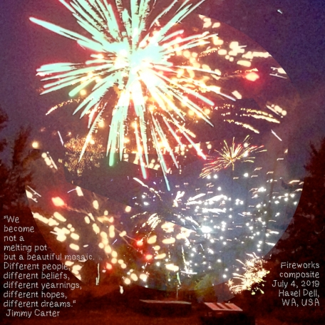 Fireworks Composite 2019