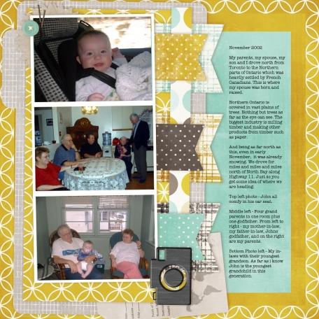 Day 52 Grandparents Visit Part 3