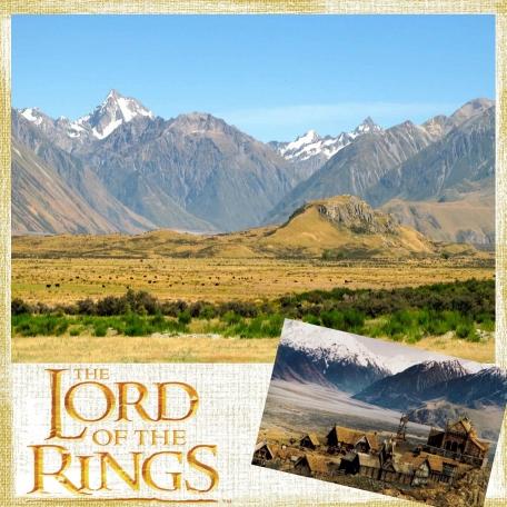 Day 70 LOTR around NZ starting with Edoras