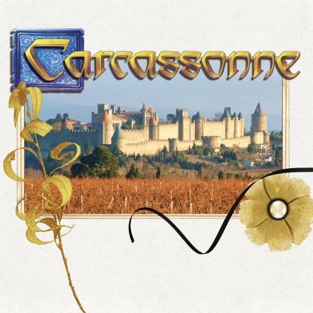 Day 89 AO Carcassonne France