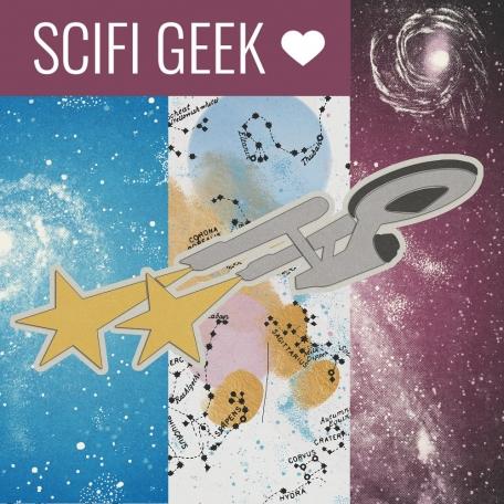 Star Trekking, Across the Universe