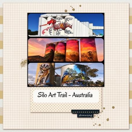 Silo Art Trail Australia