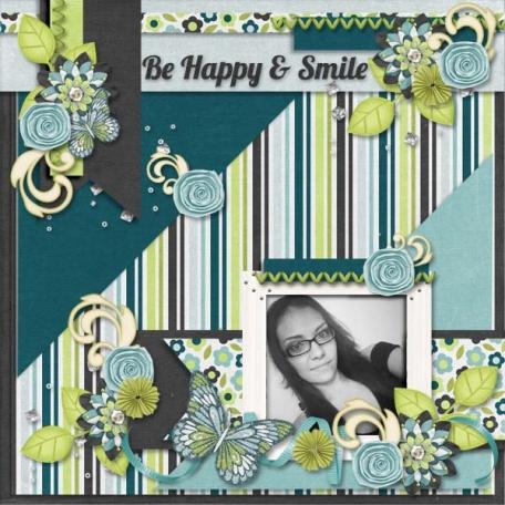 Be Happy & Smile!