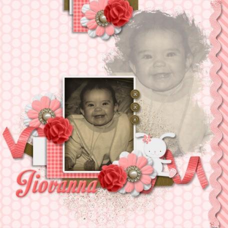 Baby Jiovanna!